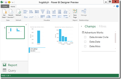 Power BI Designer